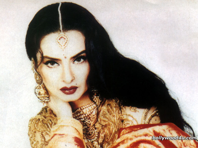 Rekha - Wallpaper Colection